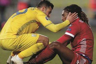 Украина и Литва могут подать иск в UEFA с требованием засчитать Люксембургу ...
