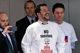 Лидер пропутинский Лиги Севера может стать главой правительства Италии