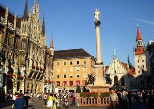 Мюнхен: знаменитый Октоберфест и не только