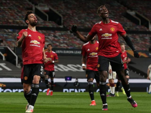 Лига Европы: МЮ уничтожает Рому, Вильярреал обыграл Арсенал