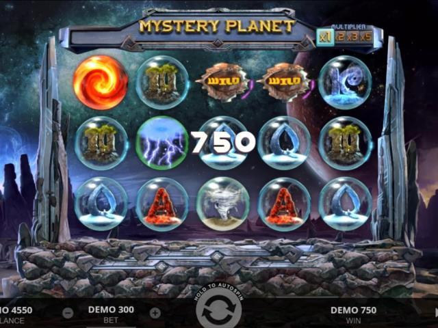 Приключения на краю галактики: обзор игры Mystery Planet