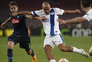 Лига Европы-2014/2015: Днепр увозит ничью из Неаполя, Севилья громит Фиорен ...