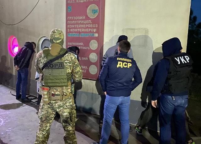 В Киеве расстреляли организатора крупнейшего наркокартеля