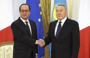 Крупнейшие экономики ЕС считают Казахстан приоритетной страной для инвестиц ...