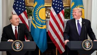 С активов Казахстана сняли арест после встречи Трампа и Назарбаева