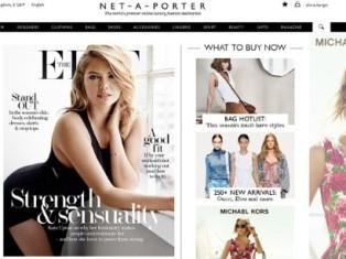 Amazon планирует покупку люксового интернет-магазина Net-a-Porter