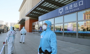Bloomberg: на северо-востоке Китая зафиксирована новая вспышка коронавируса
