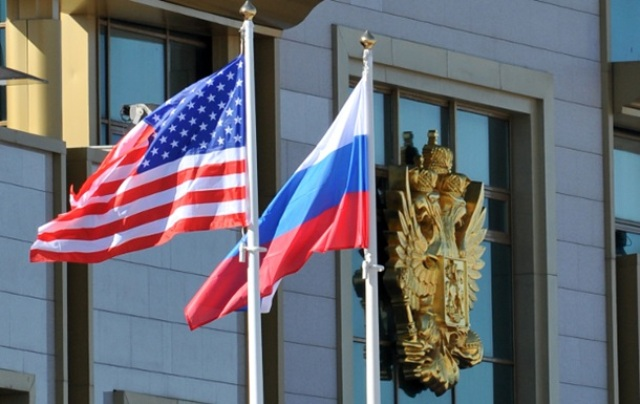 Товарооборот России и США
