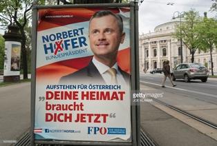 В Австрии друг России и кандидат от ультраправых сенсационно проиграл прези ...