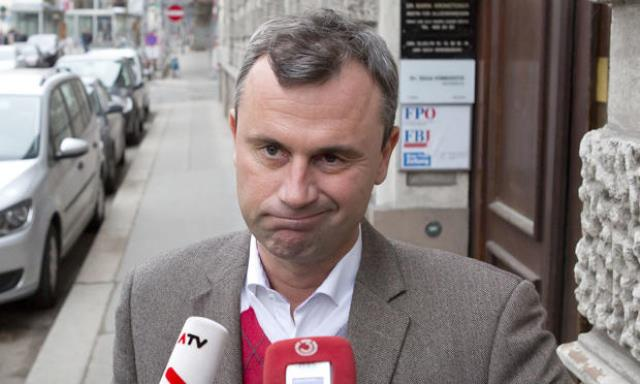 Норберт Хофер