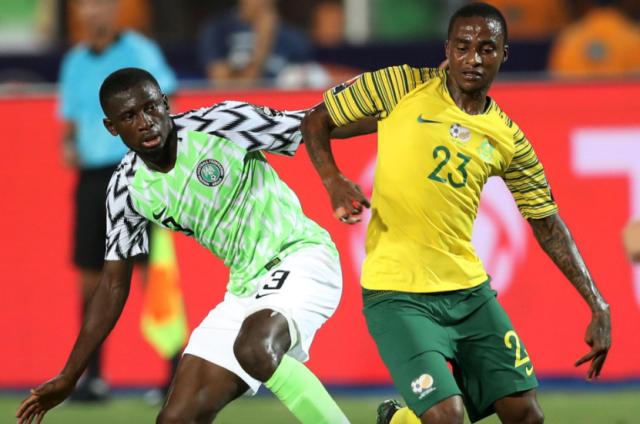 КАН-2019: Нигерия и Сенегал добывают непростые победы и выходят в полуфинал