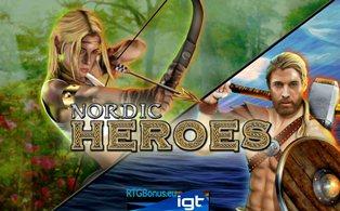 Стать храбрым викингом: обзор игры Nordic Heroes