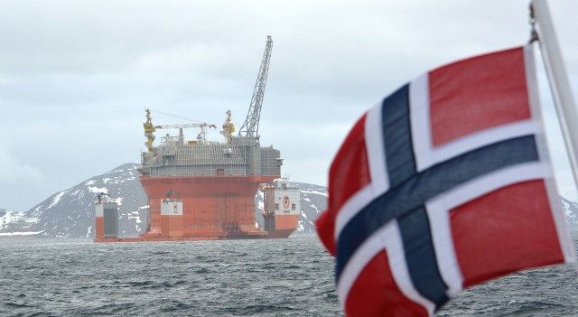 Норвегия избавляется от зависимости от нефти