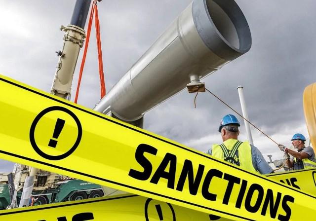 Bloobmerg: новые санкции США могут окончательно похоронить Северный поток-2