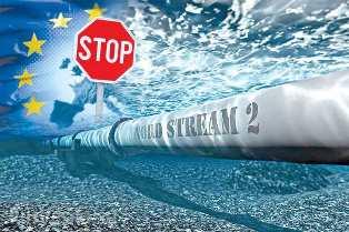 В Конгресс США внесен законопроект о санкциях против Северного потока-2