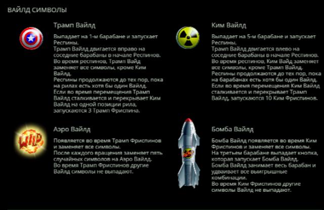 Трамп против Кима: обзор оригинальной игры Nuclear Debate