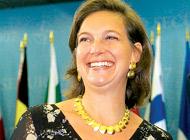 Вікторія Нуланд:«НАТО не займається вербуванням нових членів»