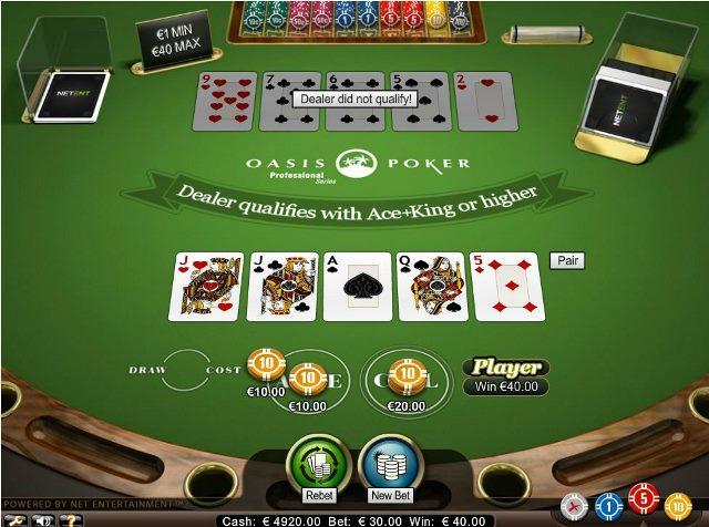 Покер слот