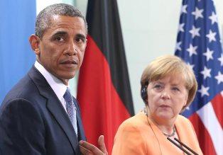 Обама отказался поставлять Украине оружие после разговора с Меркель