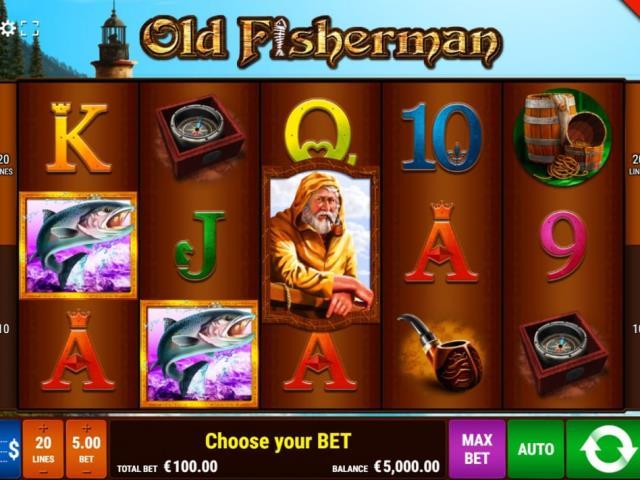Рыбалка в северных морях: обзор игры Old Fisherman
