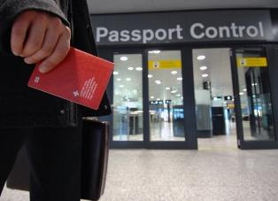 Паспортный контроль ЕС