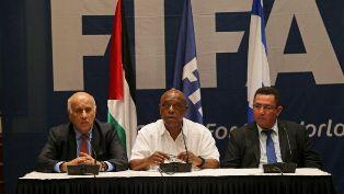 Безапелляционное решение ФИФА о конфликте между израильской и палестинской  ...