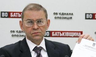 Скандальный депутат Пашинский пытался вытащить из СИЗО лидера титушек