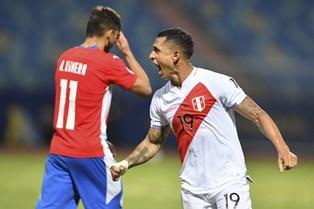 Copa America: Перу и Бразилия выходят в полуфинал