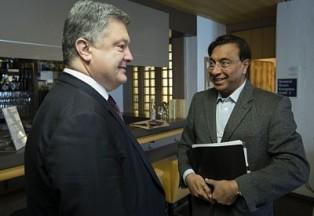 ArcelorMittal завоевывает лояльность Порошенко через его бизнес
