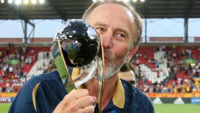 Сборная Украины по футболу получила нового главного тренера