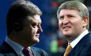 Саакашвили австрийским СМИ: Порошенко и Ахметов построили мафиозное государ ...
