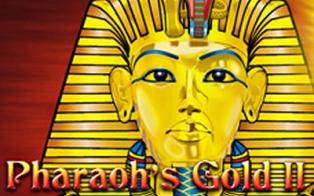 Pharaoh's Gold II: усовершенствованная версия легендарной игры от Novomatic