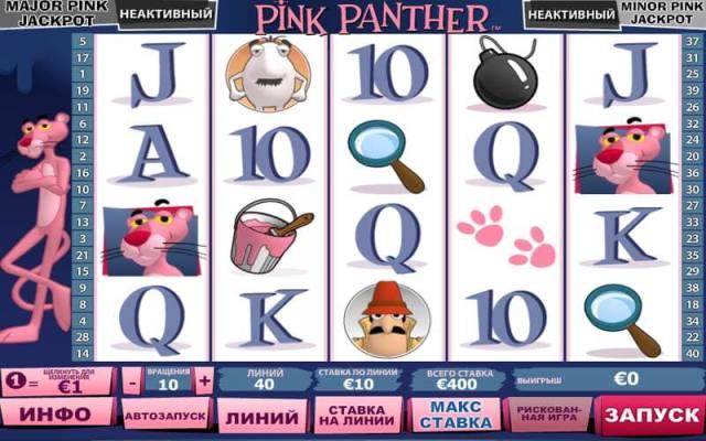 Классика детектива: обзор игры Pink Panther