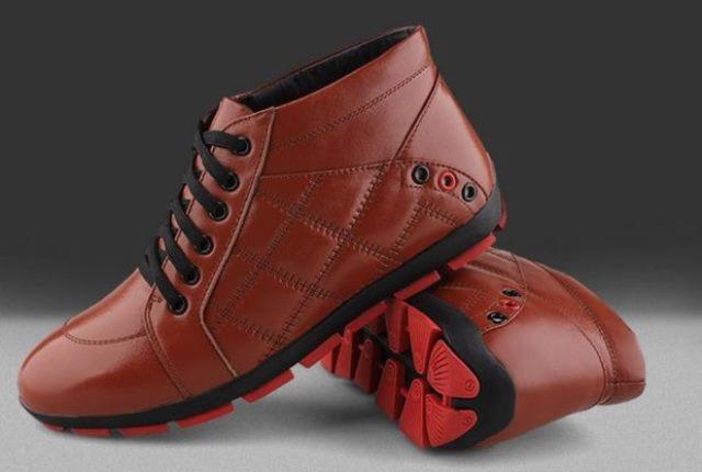 Легкая и удобная: современные тренды мужской обуви зимы 2020/2021