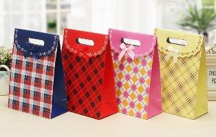 Подготовка подарка: как выбрать праздничный пакет?