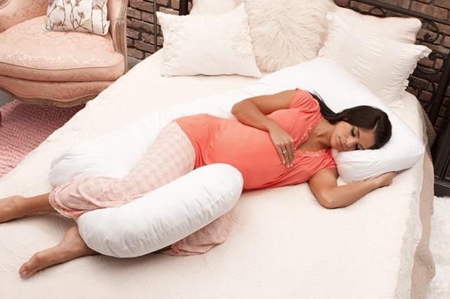 Подушки для беременных из натуральных материалов
