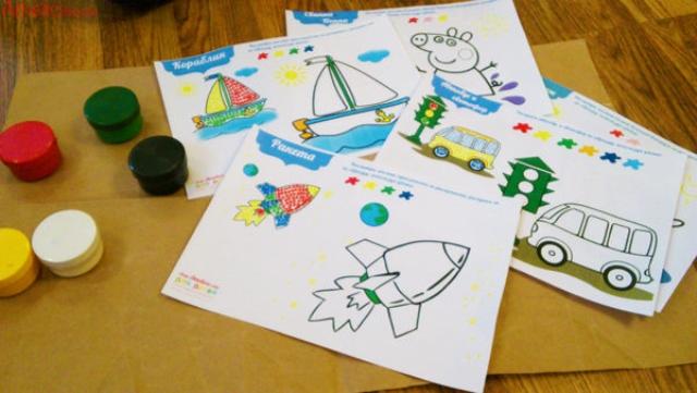 Наборы для творчества - лучшее решение для развития детей