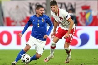 Лига Наций: ничья Италии и Польши, волевая победа Англии над Бельгией