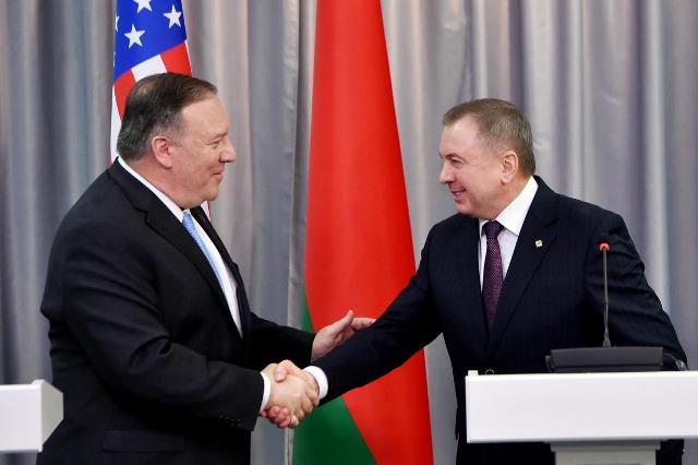 США начали поставки нефти в Беларусь