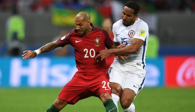 Португалия - Чили