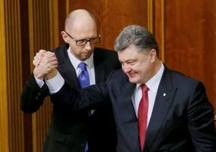 Der Spiegel: Порошенко и Яценюк продавали места в Раде