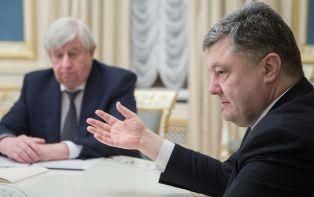 США Украине: деньги в обмен на Шокина
