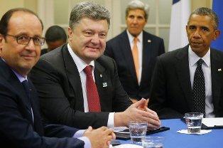 FT: Порошенко просил ЕС найти компромисс с Путиным относительно ассоциации  ...