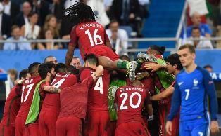 Евро-2016: Португалия впервые в истории становится Чемпионом Европы!