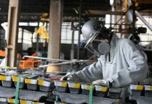 В России незначительно возобновился рост промышленного производства