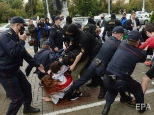 Протесты в Беларуси: хакеры опубликовали данные еще 1000 силовиков