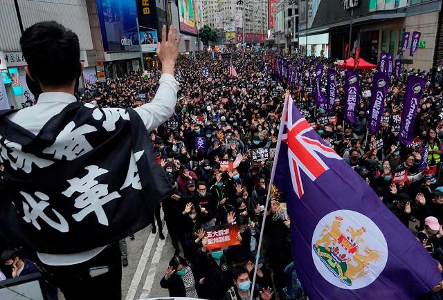 Протесты в Гонконге обвалили юань до минимума за 12 лет