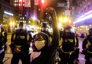 Бывший советник Обамы: протесты в США организованы по российской методичке