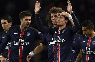 Лига Чемпионов-2015/2016: минимальные победы ПСЖ и Бенфики