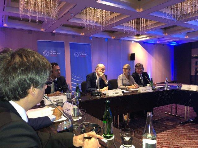 Тимошенко встретилась с лидером каталонских сепаратистов